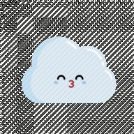mây kẹo bông