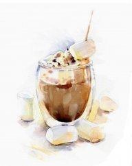 Cà phê sữa ngọt